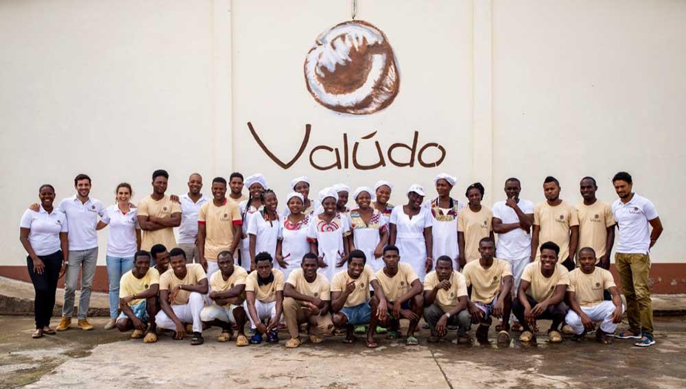 équipe Valudo