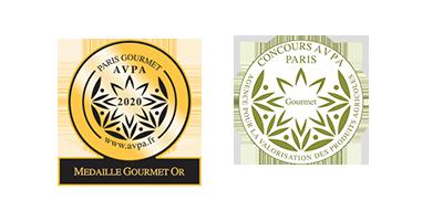 medailles GOURMET AVPA