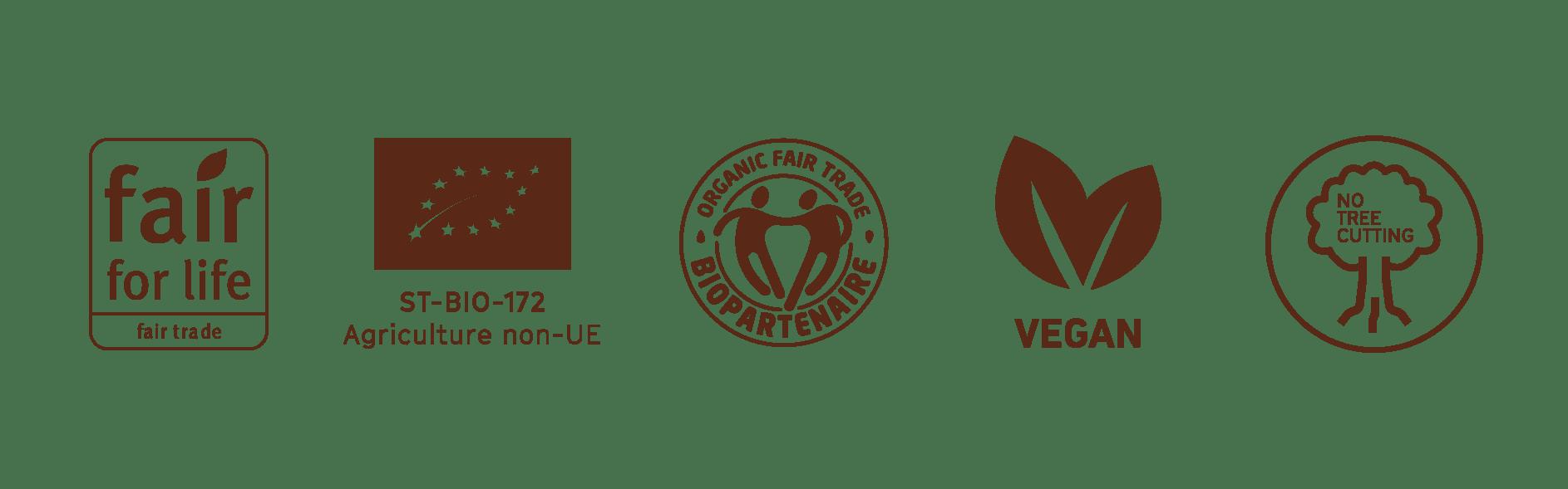 labels et certifications